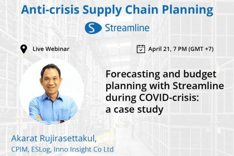 Forecasting and budget planning during COVID-crisis