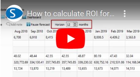 Como calcular o ROI para GMDH