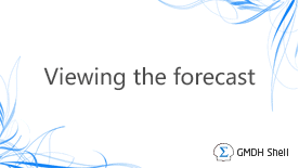 Viewing-the-forecast-preview