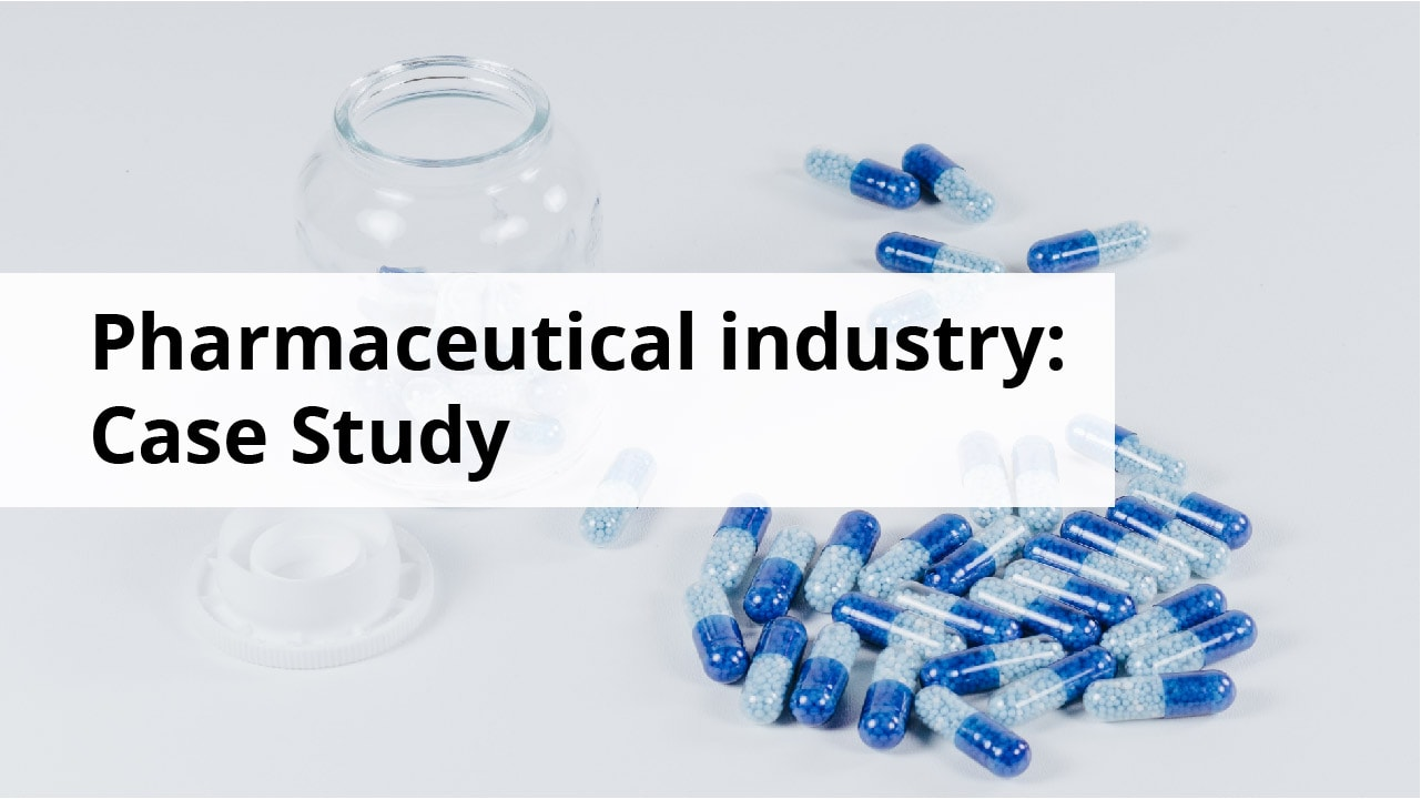 Come Streamline ha ridotto le scorte di materiali di 40-50% nell'industria farmaceutica.